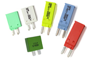 Littelfuse - PolySwitch Resettable PTCs Fuses - Bladed Devices