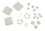 Leadless Top-Bottom Terminated Chip Thermistors