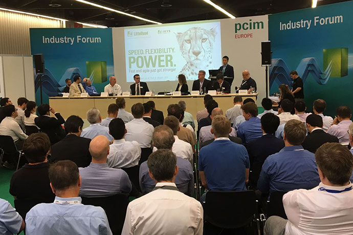 Industry Forum at PCIM