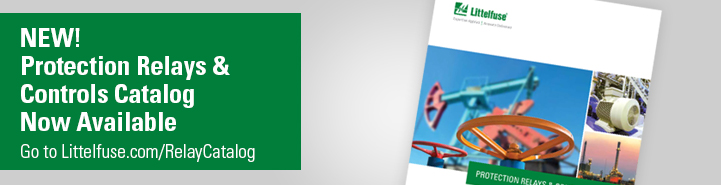 Littelfuse Protection Relays Catalog