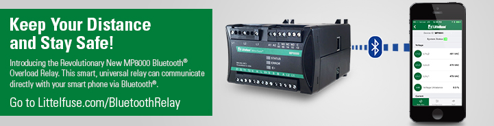 Littelfuse MP8000 Series Banner