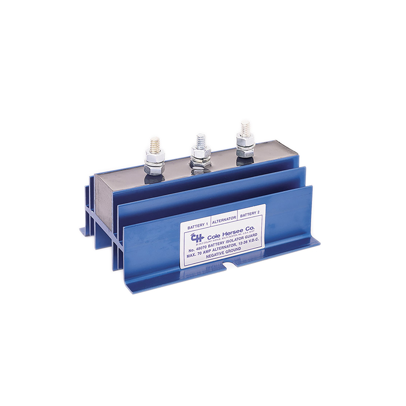 Diode Battery Isolators Series - Battery Isolators from