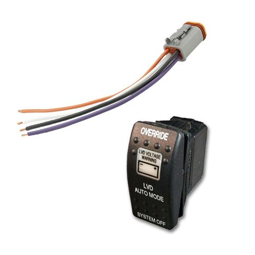 Low Voltage Disconnect Accessories Series - Low Voltage