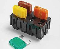 3 position fuse box fuse modules fuse blocks  fuse holders   fuse accessories  fuse modules fuse blocks  fuse