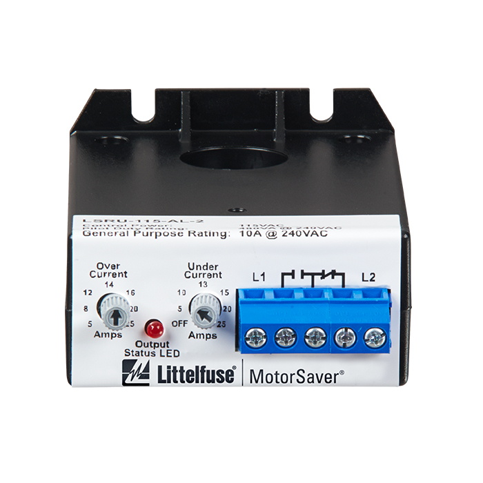 Littelfuse Current Monitoring Relays Transducers