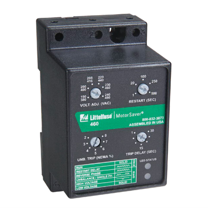 Voltage Monitoring Relays to Protect Against Voltage Faults