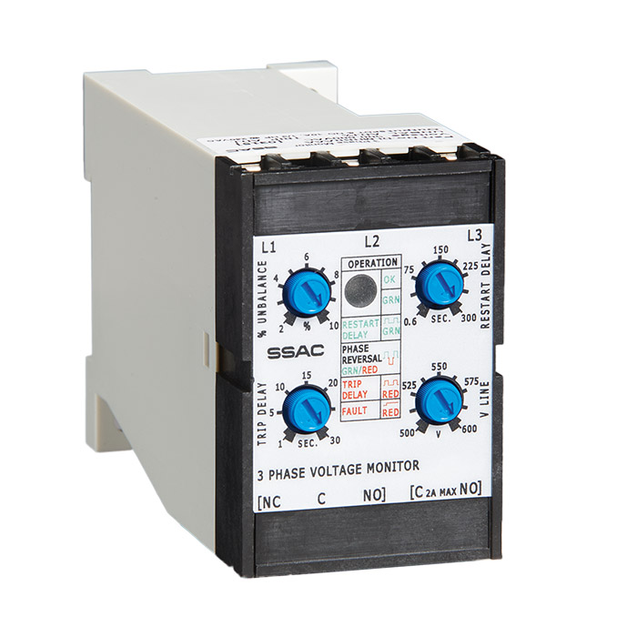 Littelfuse Voltage Monitoring Relays
