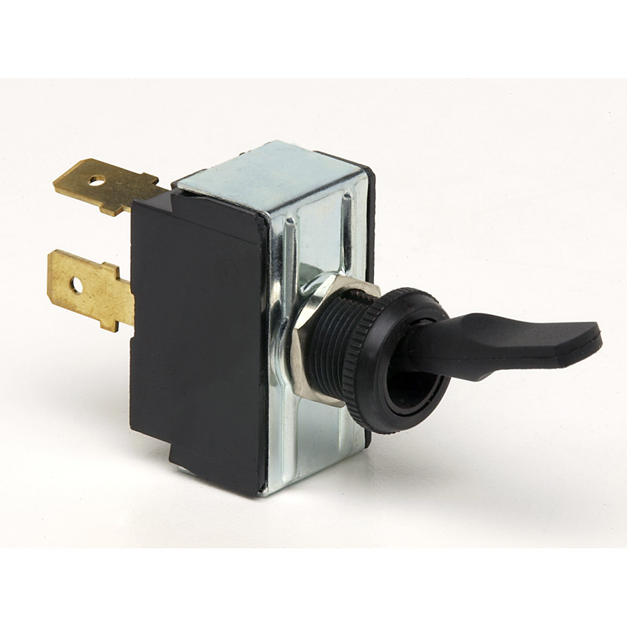 Heavy Duty Toggle Switch 25A @12V SPST Cole Hersee  #55014 On-Off