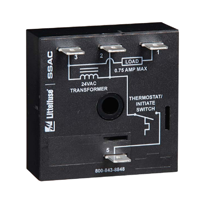 HVAC Relay - Time Delay Relays - Littelfuse