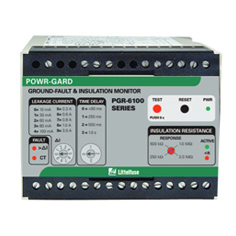 Littelfuse Protection Relays PGR-6100 Motor Protection