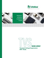 TVS Diode Array SPA Diodes