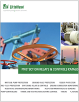 Protection Relay & Controls Product Catalog