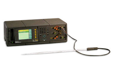 Super thermometer for temperature measurement of thermistors and RTDs